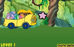 Cursa cu Dora