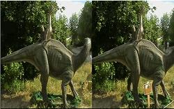 Diferente in Taramul Dinozaurilor