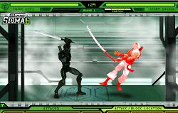 Lupta cu Ninja