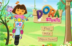 Cascadorii cu Dora