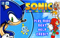 Bomberman cu Sonic
