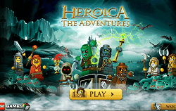 Heroica LEGO