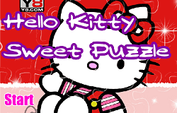Hello Kitty Puzzle 3