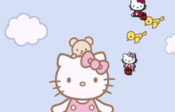 Hello Kitty Litere
