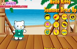Hello Kitty la Mare