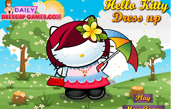 Hello Kitty Dress-up