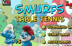Ping Pong cu Strumfi