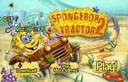 Spongebob cu Tractorul 2