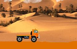 Camionul in Desert