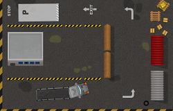Parcheaza Camionul