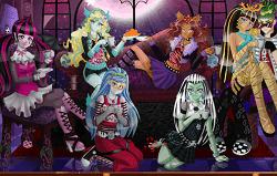 Monster High Obiecte Ascunse