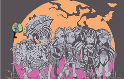 Monster High Litere