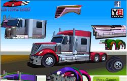 Tuningheaza Camionul