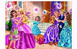 Barbie Puzzle