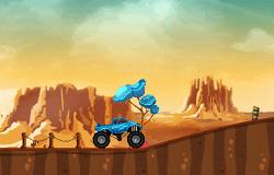 Cursa in Desert