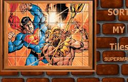 Puzzle Superman