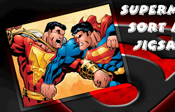 Superman Aranjeaza Piesele