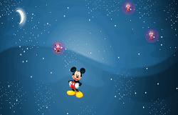 Mickey Mouse cu Mingea