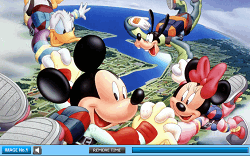Mickey Mouse Numere Ascunse