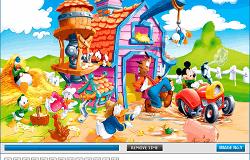 Mickey Mouse Gaseste Literele Ascunse