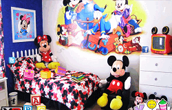 Mickey Mouse Si Numerele Ascunse
