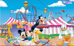 Mickey Mouse Obiecte Ascunse