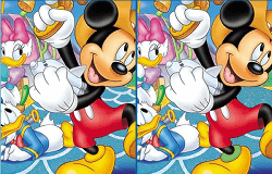 Mickey Mouse Diferente
