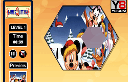 Mickey Puzzle