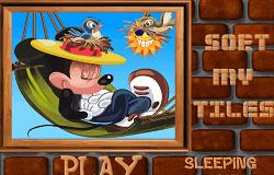 Adormitul Mickey Puzzle