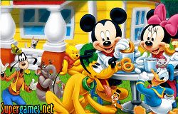Mickey Obiecte Ascunse