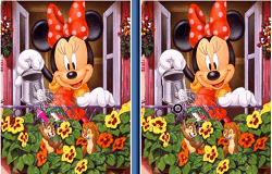 Mickey Mouse Gaseste Diferentele