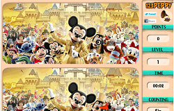 Mickey La Disneyland Diferente