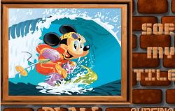 Mickey Mouse la Mare