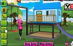 Casuta de Joaca a lui Barbie