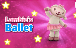 Balet cu Lambie