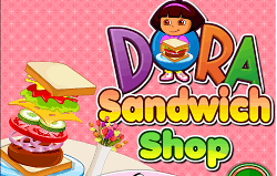 Dora Magazinul de Sandwich