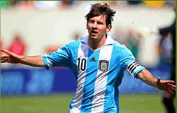 Lionel Messi Puzzle