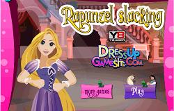 Rapunzel La Munca