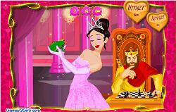 Printesa si Broasca