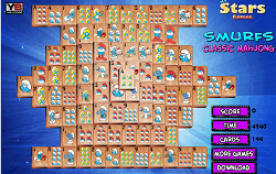 Mahjong cu Strumfi