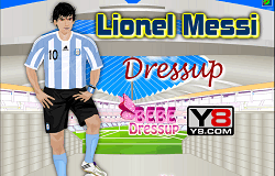 Lionel Messi Dress-up
