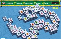 Gradina Mahjong