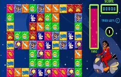Mahjong in Spatiu