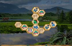 Mahjong cu Dinozauri