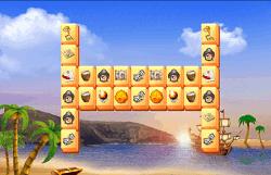 Mahjong cu Pirati