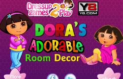 Dora Aranjeaza Camera