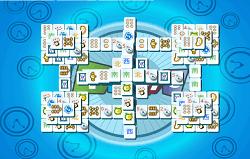 Mahjong pe Timp