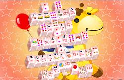Mahjong cu Jucarii