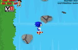 Sonic la Cascada