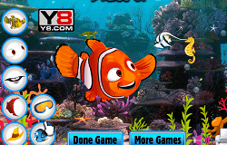 Nemo Dress-up